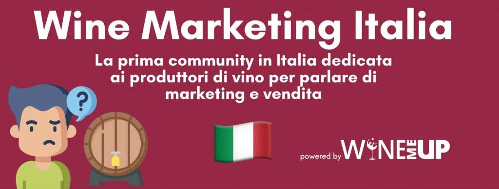 Gruppo Facebook Wine Marketing Italia