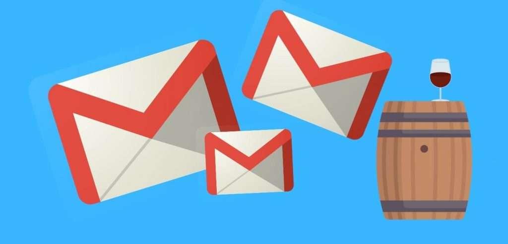 email marketing vino