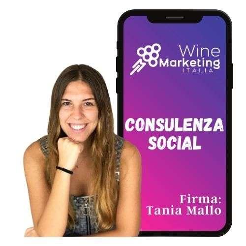 Consulenza Social Network Produttori di Vino