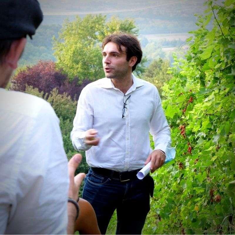 Paolo Confalonieri Wine Marketing Italia