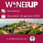 Wine Me Up Montalcino 26/1/2022