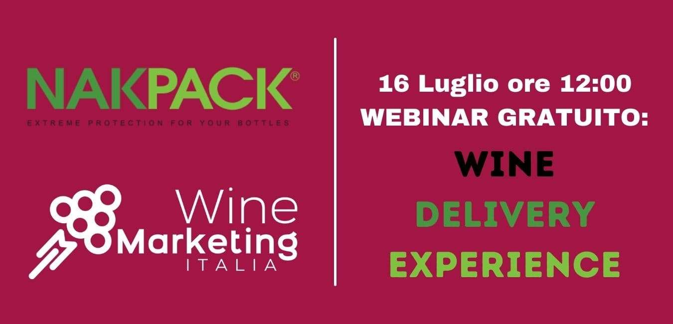 WINE DELIVERY EXPERIENCE WEBINAR