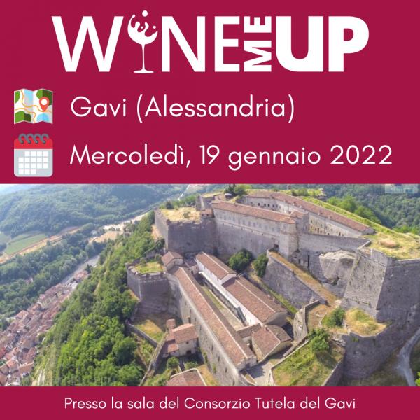 Corso Wine Me Up - Gavi 19/1/2022